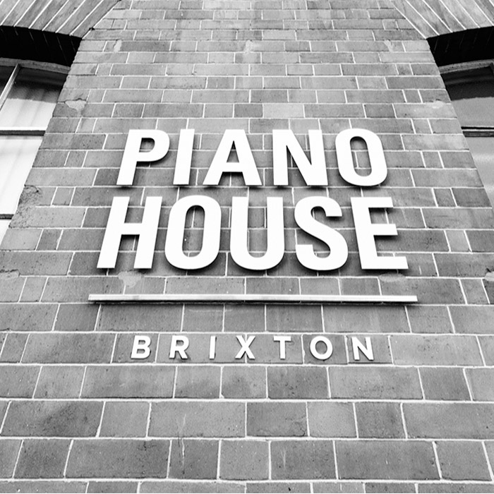Piano House Brixton Workspace Exterior