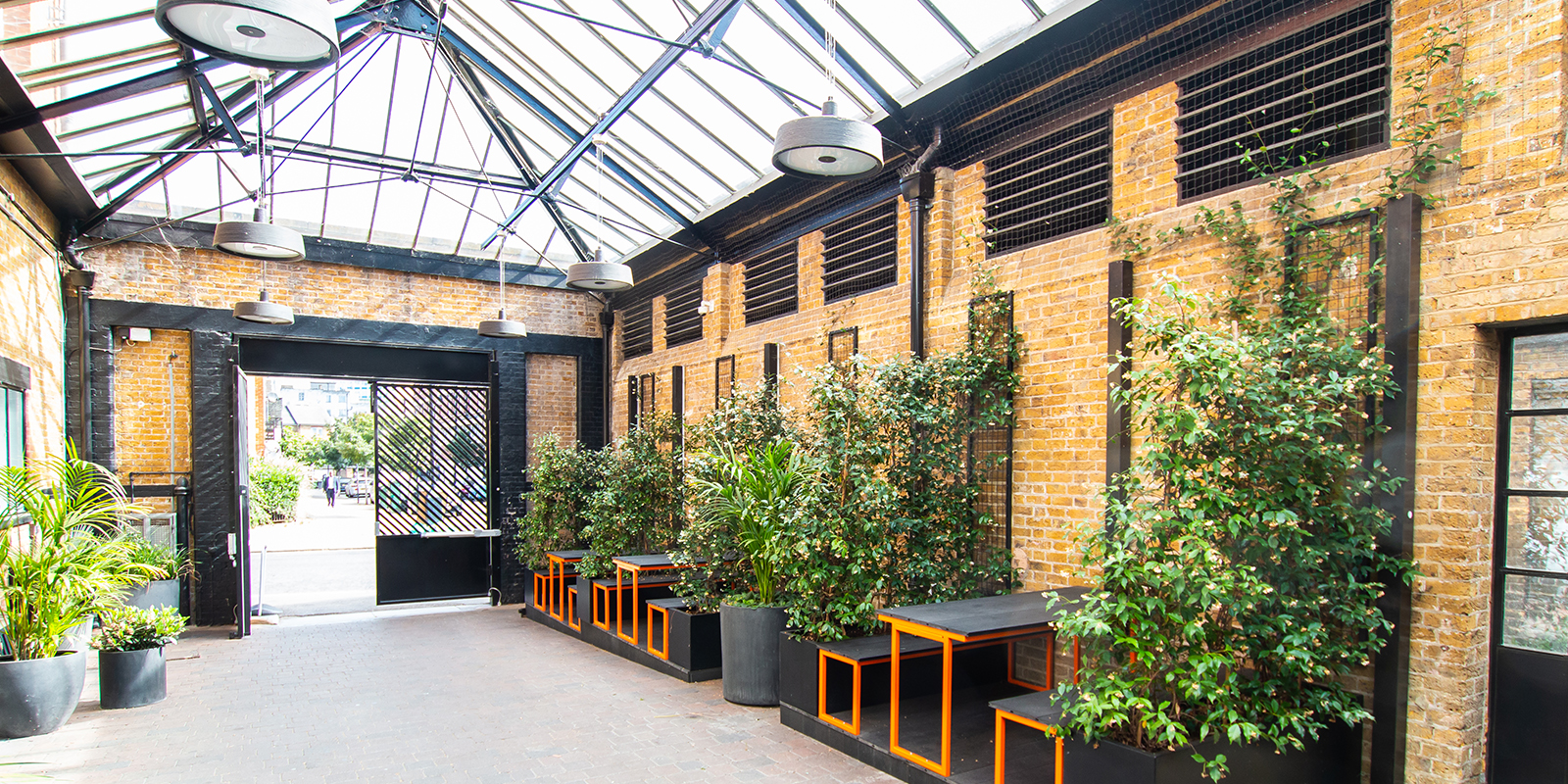 Brixton space to let