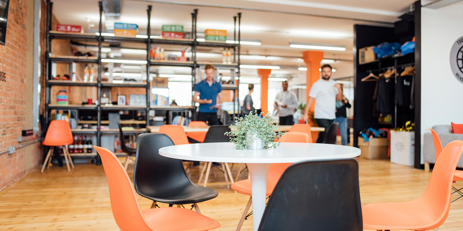 Flexible offices in Brixton